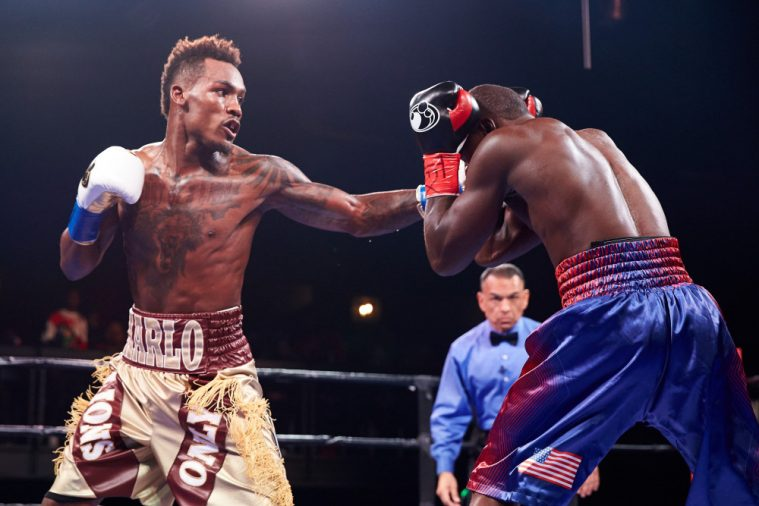 Charlo vs. Campfort