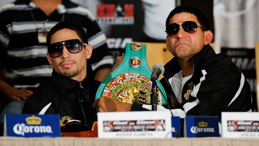Danny & Angel Garcia