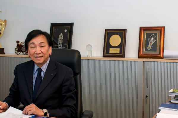 Dr Ching-Kuo Wu
