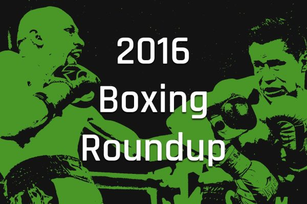 2016 Boxing Roundup