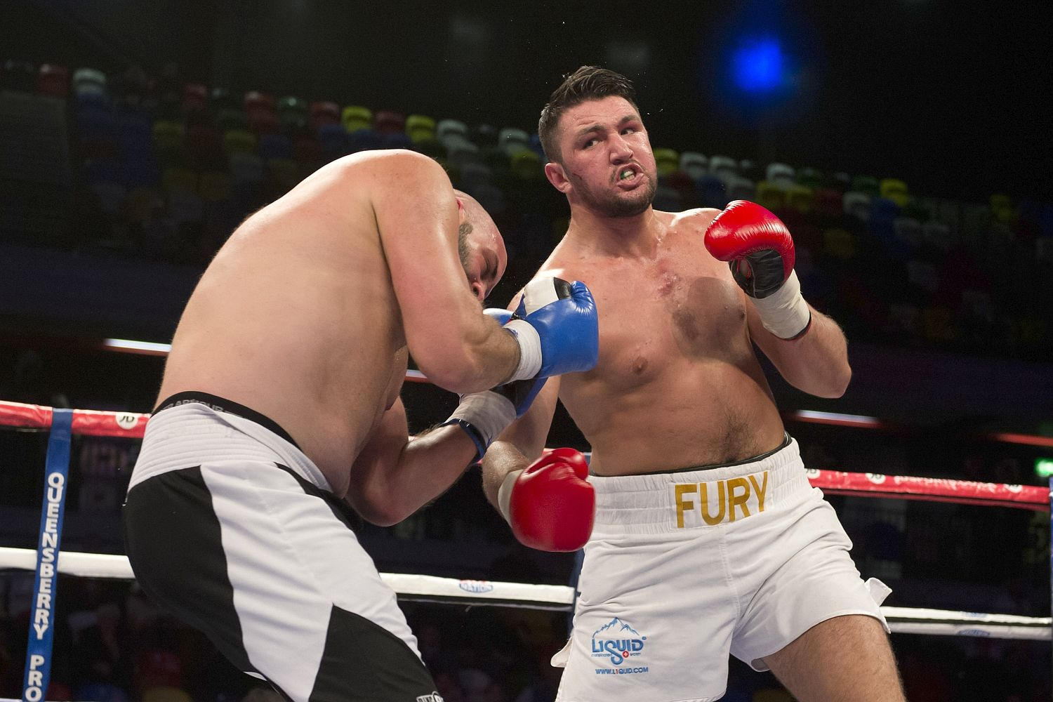 Parker vs. Fury set for May 6th in New Zealand | Boxing