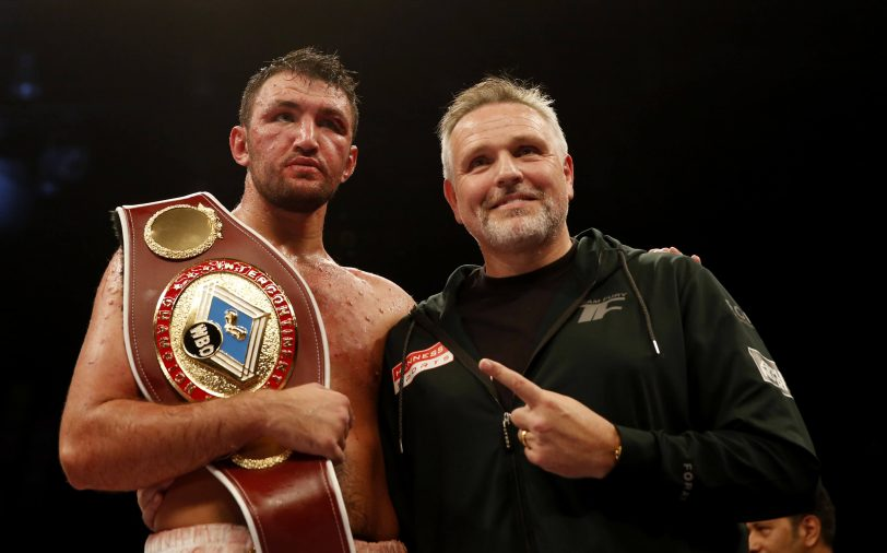 Peter Fury & Hughie Fury