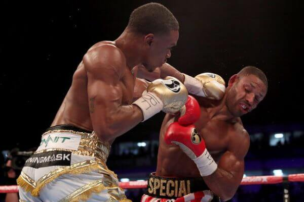Kell Brook vs Errol Spence Jr