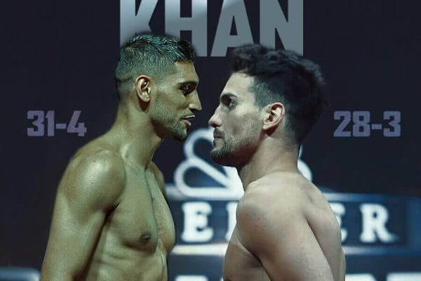Khan vs LoGreco