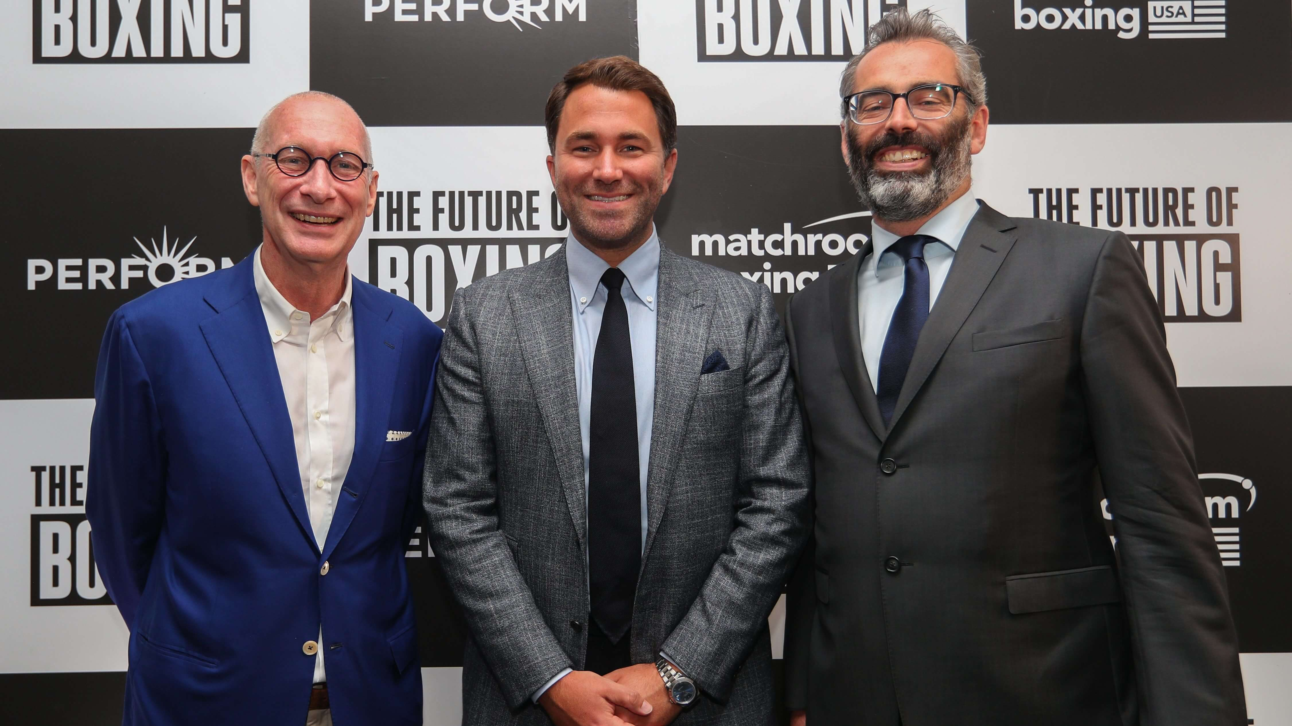 Delving into Eddie Hearn's DAZN deal | Boxing News TV