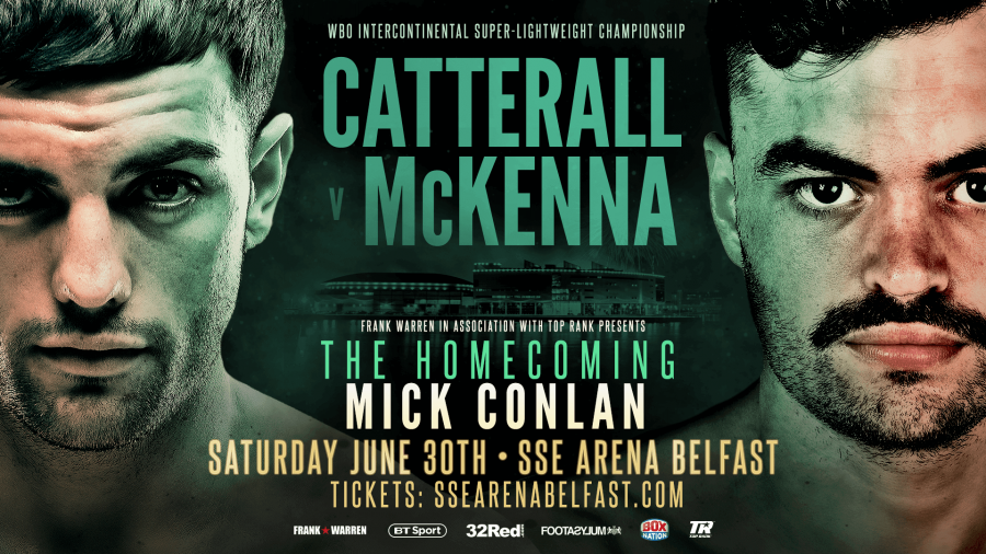 Catterall vs McKenna