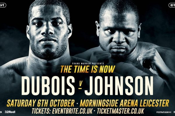 Dubois vs Johnson